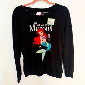 NNWT Little Mermaid Disney Reversible Top